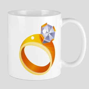 Engagement Ring Mug
